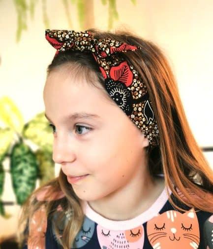 headband wax enfant bandeau cheveux